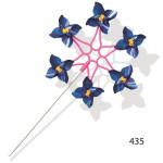 Šestivětrník Hologramový 2 - mix variantov či farieb