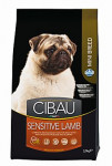 Ciba Dog Adult Sensitive Lamb & Rice Mini 2,5kg