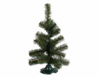 Stromček umelý vianočný stolný so stojanom 35cm