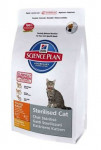 Hill 'Feline Dry Adult Young Sterilized Chicken 8kg
