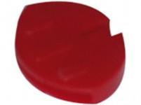 rozlišovač kľúčov plastový (4ks) - mix farieb