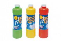 Náplň do bublifuku 1litr - mix barev
