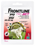 Frontline TRI-ACT spot-on dog XL auv sol 1 x 6ml