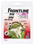 Frontline TRI-ACT spot-on dog XL a.u.v. sol 1 x 6ml