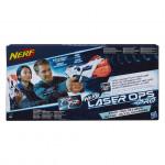 Nerf laserová pištoľ Alphapoint duopack