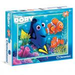 Puzzle Hledá se Dory 30 dílků