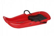 Boby Cyclone se sedátkem plast 80x40cm červené