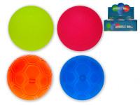Loptička hopík 10 cm - mix variantov či farieb