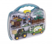 Farmársky set v kufríku 3 druhy