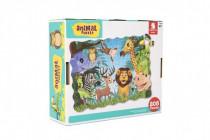 Puzzle safari ZOO 640x90cm