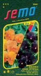 Semo Sirôtka záhradná - Clear Crystals 0,3g - séria Duo