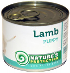 Nature's Protection Dog konz.Puppy jehně 200 g