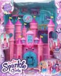 Hrad pro panenky Sparkle Girlz