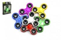 Fidget spinner chróm - mix variantov či farieb