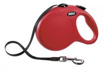 Flexi Classic NEW L pásik 8 m červené 50 kg