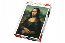 Puzzle Mona Lisa 1000 dielikov 48x68cm