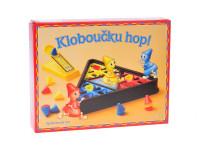 Spoločenská hra Klobúčik hop!