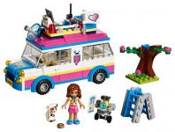 Lego Friends 41333 Olivia a jej špeciálny vozidlo
