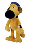 Hračka pes Pes Bitzer z pohádky plyš 26cm TR