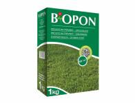 Hnojivo BIOPON na trávnik proti burinám 1kg + elixír ZADARMO