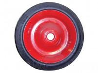 koleso k rudlíky 180 / 15mm KL plné kov. disk
