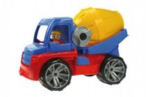 Auto Truxx s figúrkou domiešavač plast 29cm 24m +