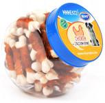 Dôvo + dog Mmmeatz! Chicken calcium bone 500g