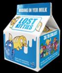 Lost Kitties Box překvapení v krabičce