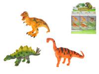 Dinosaury 3 ks 9-10 cm - mix variantov či farieb