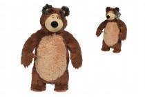 Máša a medveď Plyšový medveď 40cm