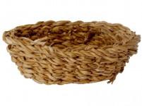 košík oválny malý 20x14x6cm morská tráva