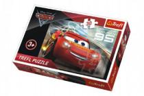 Puzzle Auta/Cars 3 Disney 27x20cm 30 dílků