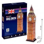 Puzzle 3D Big Ben – 30 dílků