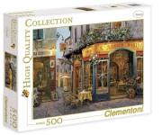 Puzzle 500 dílků Kavárna