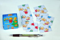 Hlavolam Puzzle Míša 9 kartičiek