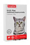 Beaphar Obojok antipar. mačka SOS adult 35cm 1ks