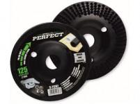 rašple rotačné rovná 125x3.0x22,2mm pre uhlov. brúsky Stalco