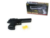 Pistole na kuličky 18 cm s kuličkami