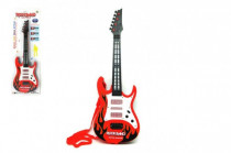 Kytara plast 54cm na baterie 3xAA