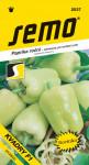 Semo Paprika zeleninová sladká F1 - Kvadry F1 na pole aj na rýchlenie 15s