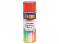 farba v spreji BELTON RAL 9006, 400ml bi Al