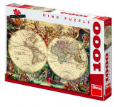 Historická mapa 1000D