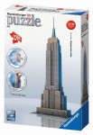 Empire State Building 3D 216 dielikov