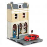 Sada Faschion shop + kovový model auta 1:64