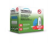 Thermacell R-10 - náhradné náplne na 120 hodín (30xpolšt., 10xbombička) - VÝPREDAJ