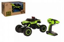 Auto RC Rock Buggy 33cm s adaptérem 24MHz 4x4 offroad plast na baterie