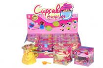 Bábika Cupcake 14 cm voňajúce