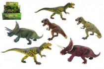 Dinosaurus plast 23-30cm - mix variantov či farieb