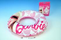 Kruh nafukovací Barbie 41cm