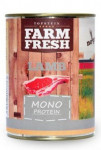 Farm Fresh Dog Monoprotein konzerva Lamb 400g
